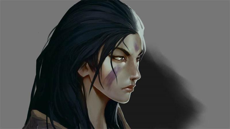 LOL虚空之女卡莎背景故事-英雄联盟卡莎英雄台词