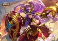 王者荣耀雅典娜日下无限连 一套秒人上伤害破万__S13雅典娜玩法教学