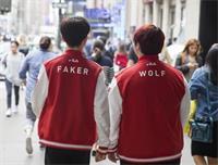 Faker和队友Wolf双排玩AD遭吐槽:你可真是个笨蛋_英雄联盟