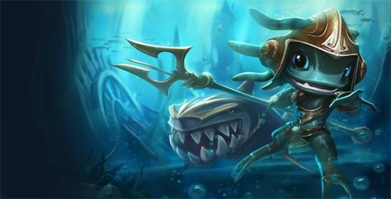 LOL中单潮汐海灵菲兹怎么玩_S8中单小鱼人技能加点解析攻略