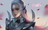 LOL中单法刺戴安娜怎么玩?S9皎月女神天赋符文出装攻略