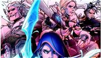LOL:继塞拉斯之后的第144位英雄,这是一名远程辅助女英雄!