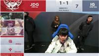 LOL:IG输给JDG后Rookie连打17把排位,战绩亮了!
