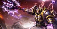 LOLS9赛季铁铠冥魂和曙光女神的下路组合攻略-登顶峡谷之巅的铁男主播金三锤上分攻略