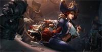 LOLS9赏金猎人-厄运小姐符文出装攻略_Deft攻速流女枪的玩法解析