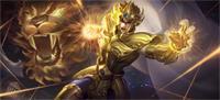 王者荣耀:达摩黄金狮子座皮肤效果测评,这款皮肤是否值得入手?