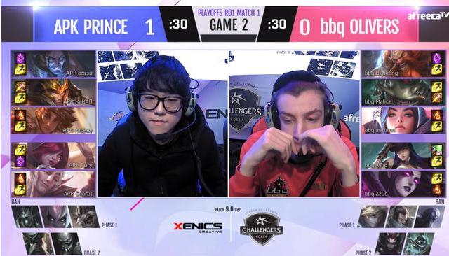 LOL:韩国赛场出现四保一新套路,塔姆打野你见过吗?