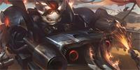 LOLS9机械公敌-兰博符文出装攻略_黑暗收割打野兰博的玩法教学