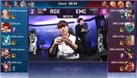 王者荣耀KRKPL奕星首秀效果奇佳,ROX 3:0击败EMC!