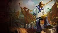 LOLs9海洋之灾上单攻略 船长普朗克上路出装玩法技巧