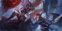 LOLS9正义天使-凯尔符文出装攻略 9.8版本中单偷钱流天使的玩法教学