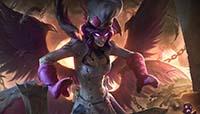 LOLs9堕落天使辅助出装符文攻略 免控黑盾莫甘娜