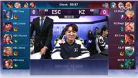 770重回KRKPL赛场 辅助兰陵王拿下MVP