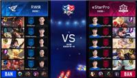王者荣耀KPL季后赛RW侠4:0横扫eStarPro 猫神状态不佳引争议
