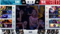 SDG 2:0击败BLG拿下NEST冠军 夏季赛能否再创佳绩