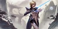 LOLS9无双剑姬-菲奥娜符文出装攻略 9.12版本不灭流剑姬的玩法教学