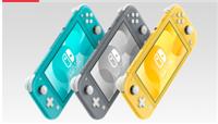 任天堂新款Switch预计9月20日开卖 今年仅推NS Lite 原版手柄暂不会加入十字键