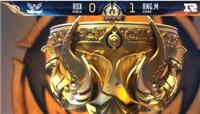 王者荣耀世冠杯第一战RNGM完胜韩国战队ROX 顺利拿下开门红