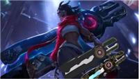LOL即将推出三位新英雄 已有一位新英雄海报曝光 手持武器很特别