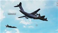 和平精英跳伞快速落地技巧!正确的飞行方式跳伞