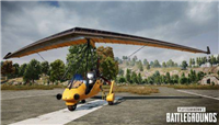 绝地求生动力滑翔机使用注意事项和基本操作方法