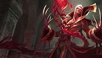 LOLs10吸血鬼猩红收割者弗拉基米尔上单出装符文天赋玩法攻略