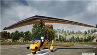 绝地求生卡拉金新地图更新 正式服中滑翔机加入到海岛图和沙漠图