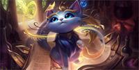 LOL10.1无限火力人气英雄 魔法猫咪悠米符文出装分享