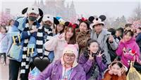 Ning替补后和徐密乐出游迪士尼 职业态度再次被质疑