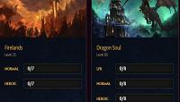 魔兽世界9.0等级压缩及相应副本等级调整介绍