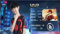 王者荣耀KPL首周战队积分榜、最佳选手和超神榜一览