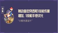 王者荣耀S19正式服英雄调整介绍:刘备刘邦迎来加强,伽罗蒙伢将被大砍