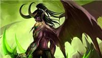 魔兽世界复仇恶魔猎手法夜盟约技能演示