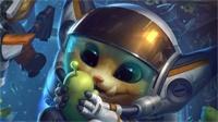 LOL英雄联盟宇航员纳尔皮肤特效鉴赏