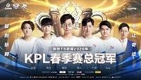 王者荣耀TS战队KPL春季赛决赛夺冠阵容推荐