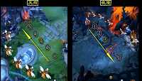Dota2复活位置怎么确定?游戏虐泉小技巧介绍