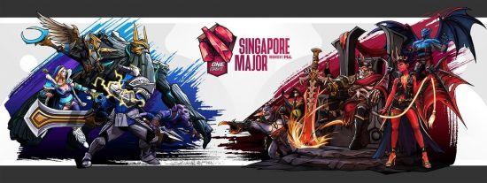 《DOTA2》新加坡Major外卡赛:VG和LGD晋级