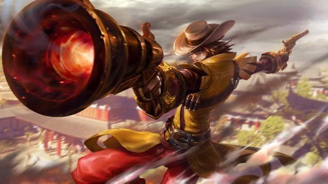 王者荣耀马可波罗:该出破晓还是暗影战斧