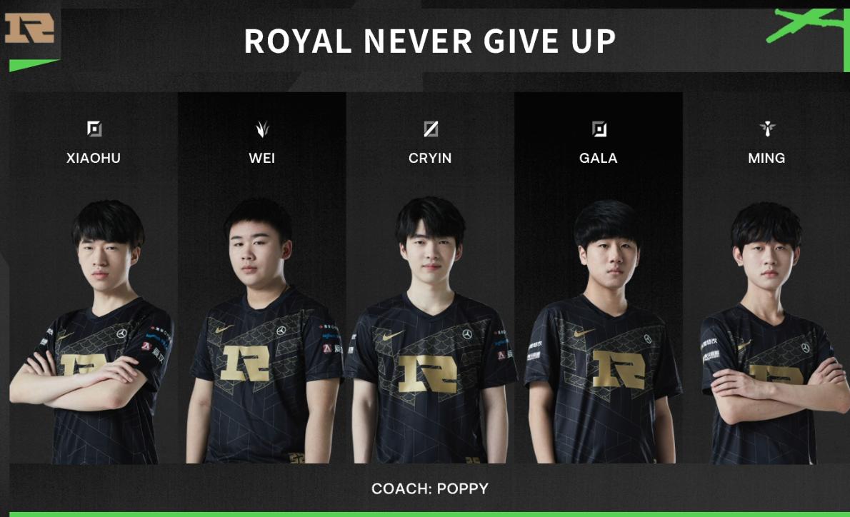 RNG击败DK,连胜场次扩大到了九连胜
