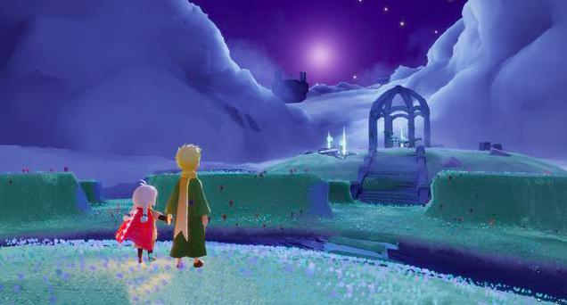 《光遇》小王子季即将开启,浏览器登录就能玩