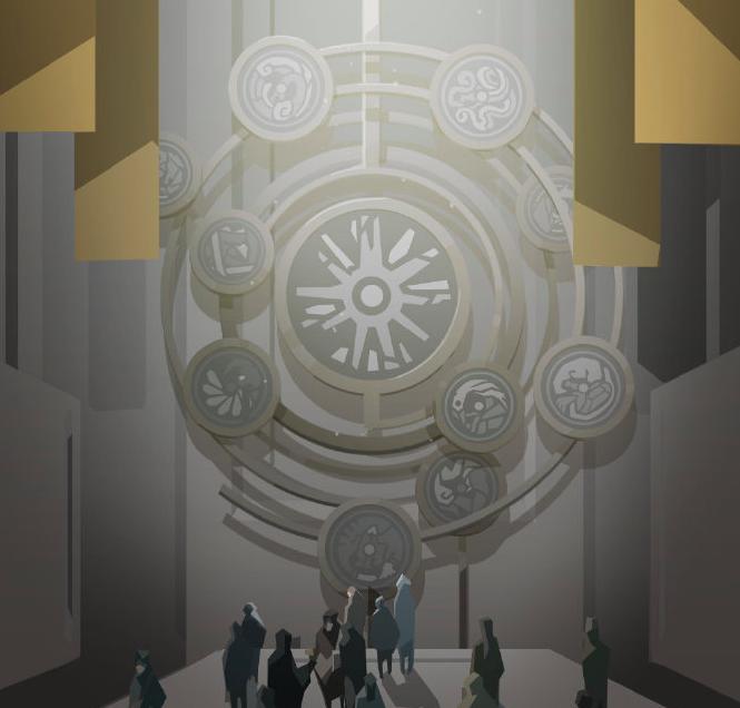 《OPUS:龙脉常歌》三则游戏中的地标设定片段