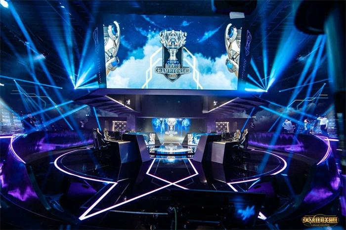 全球资讯_LOL:S8全球总决赛场馆图集 - 鲤鱼电竞-电竞发烧友的资讯社区