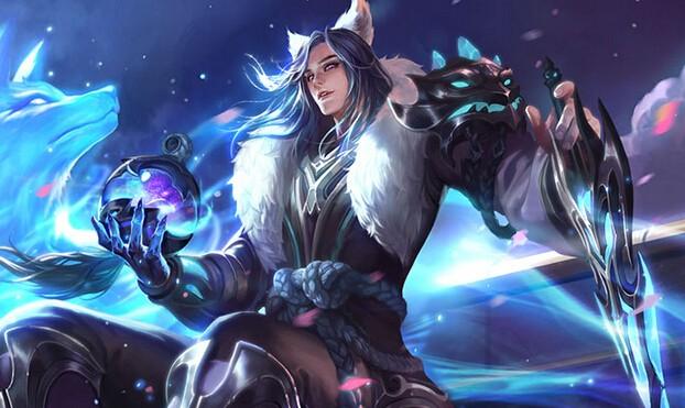 王者荣耀 李白