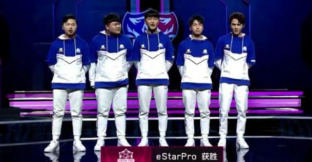 2019年KPL:eStar天才少年花海KPL首秀五杀carry全场!