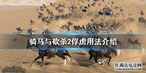 骑马与砍杀2俘虏有什么用?