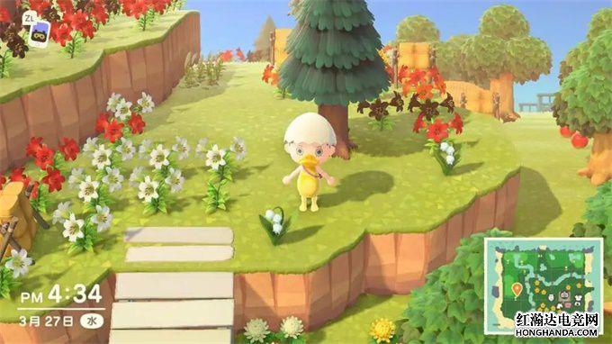 集合啦动物森友会花卉杂交公式汇总