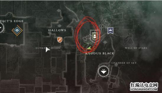 命运2黑桃A获取方式及凯德的宝箱位置介绍