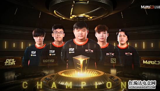 Dota2赛事资讯:EHOME成功蝉联DPL-CDA S2冠军