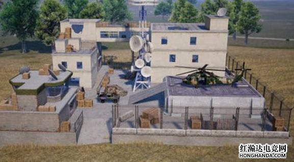和平精英军事据点神秘机库刷新位置一览