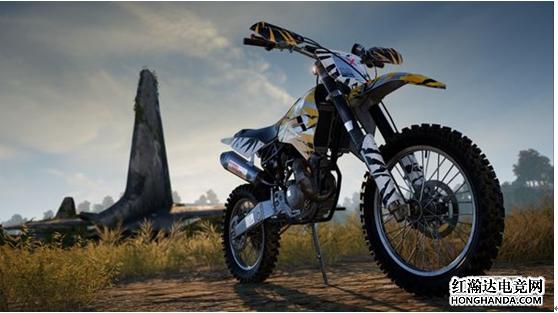 和平精英越野摩托车特点及刷新地图介绍